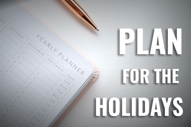 Holiday Distractions in the Workplace – Keep Your Team Focused