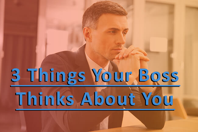 what your boss thinks about his sales leader