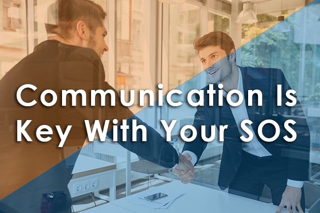 Communication is key with your Sales Operating system