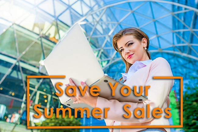 Be more productivty during summer with your sales