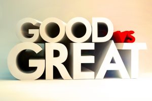 What Separates Great Sales People from Good Sales People?