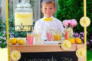 Strategic Thinking and Lemonade