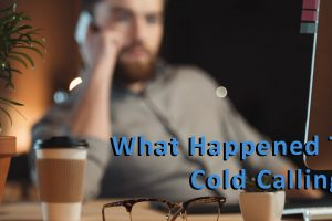 Cold calling sales