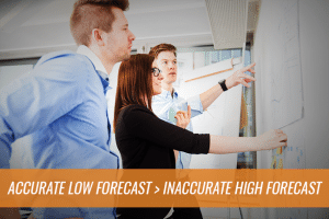 Inaccurate Forecasts – Are You to Blame?