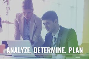 customer retention: analyz, determine, plan