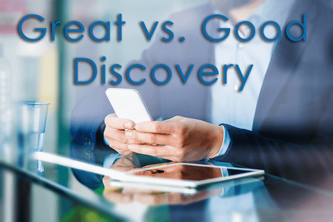Improve Your Sales Discovery Calls