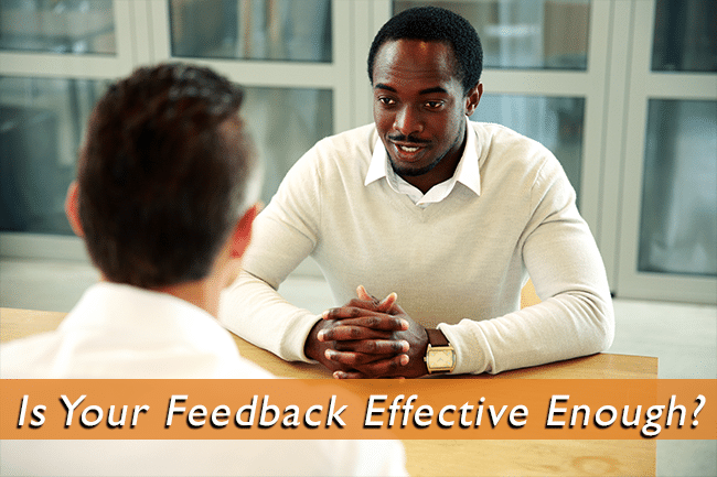 Are You Giving Too Much Negative Feedback?