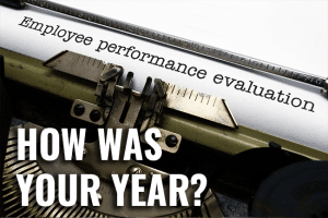 End-Of-Year Reviews